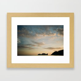 Phi Phi Goodnight Framed Art Print