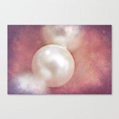 Vintage Pearl Canvas Print