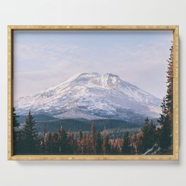 South Sister Serving Tray