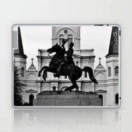 Jackson Square, squared Laptop & iPad Skin