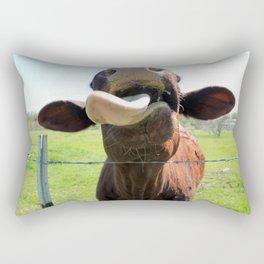 Can I Have a Lick? Rectangular Pillow