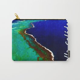 Landscapes and Animals of New Caledonia 1 Carry-All Pouch