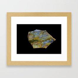Crayola Jasper Framed Art Print