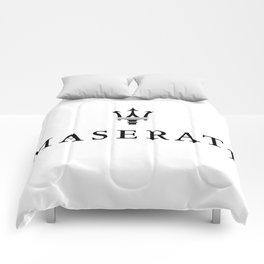Maserati Comforters