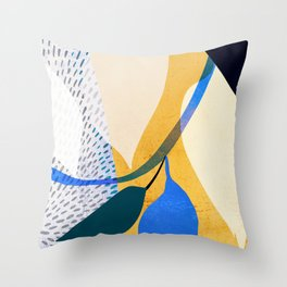Ivy and Sunshine Throw Pillow