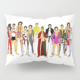 Outfits of Freddie Fashion Pillow Sham