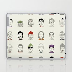 The Characters of W Laptop & iPad Skin