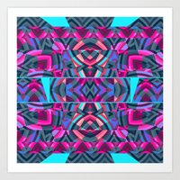 passion Art Prints featuring Passion by Ornaart