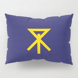 flag of Osaka Pillow Sham