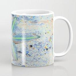 Starfish Abstract Coffee Mug