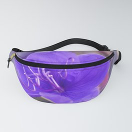 Melancholy violet by #Bizzartino Fanny Pack