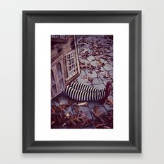 Wicked Witch of The East II  Framed Art Print