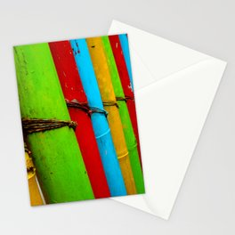 Happy Fence Stationery Cards