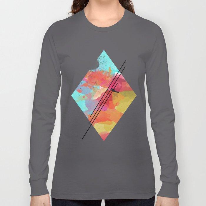 DIAMOND BEAUTY  Long Sleeve T-shirt