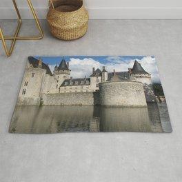 France Photography - Château De Sully-Sur-Loire Rug