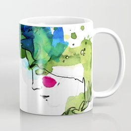 bloomy April Coffee Mug