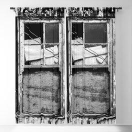 Monochrome window Blackout Curtain