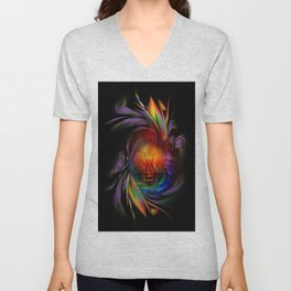 Fertile imagination 15 Unisex V-Neck