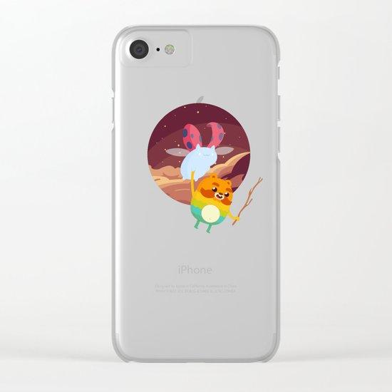 Impossibug Clear iPhone Case