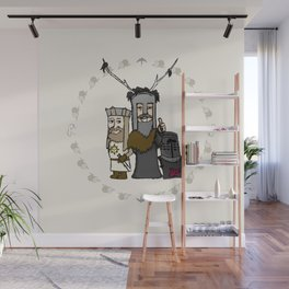 HOLY GRIAL  Wall Mural