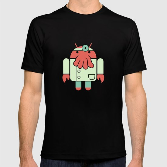Why not Droidberg T-shirt