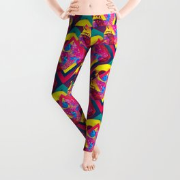 Lifeful Skull Leggings