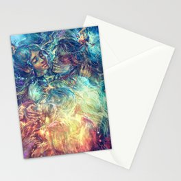 ZKW'17 - Underwater Stationery Cards