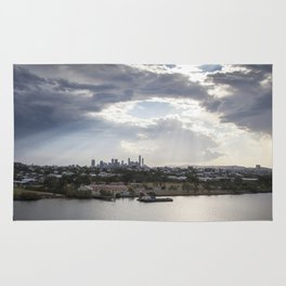 Shine on Brisbane Rug
