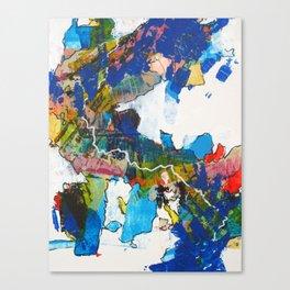 Nemesis Uppercut Canvas Print