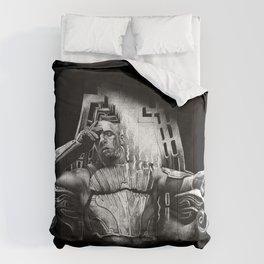 king Riddick Black Bg Comforters