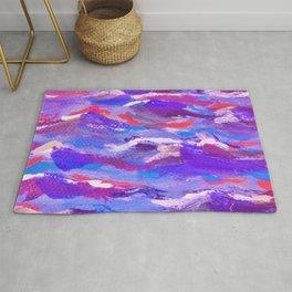 Purple Sea Rug