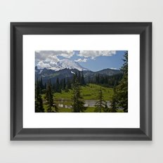 Tipsoo Framed Art Print