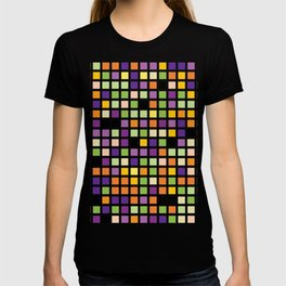 City Blocks - Eggplant #490 T-shirt