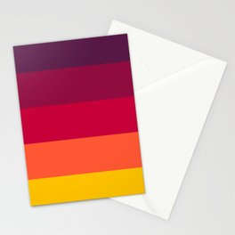 California Sunset - Favourite Palettes Series Stationery Cards