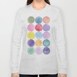dotted and well organized Long Sleeve T-shirt