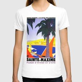Sainte Maxime  T-shirt
