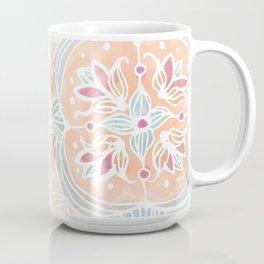 Tropical Mandala Coffee Mug