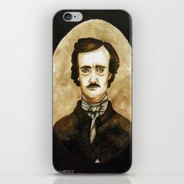 Edgar Allan Poe iPhone Skin