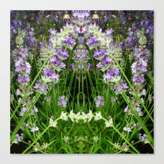 The Lavender Arch Canvas Print