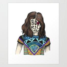 BØRNS Art Print