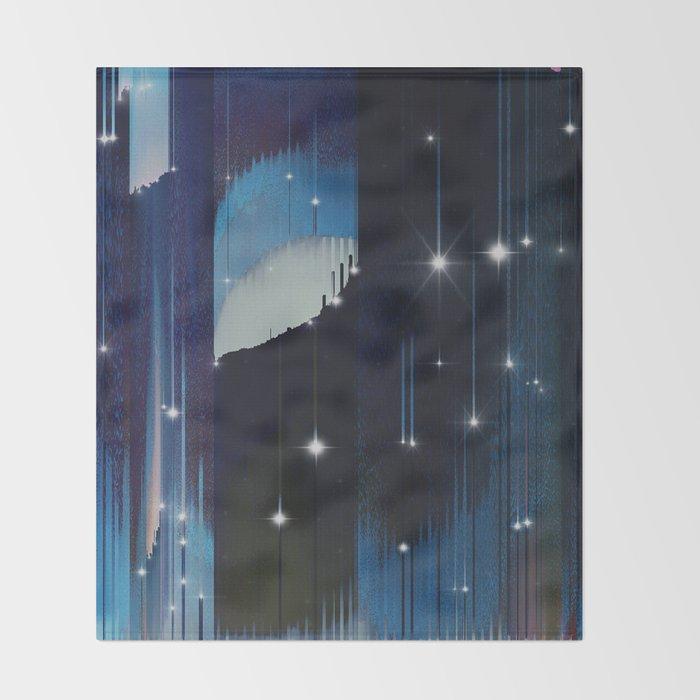 Nightfall Throw Blanket