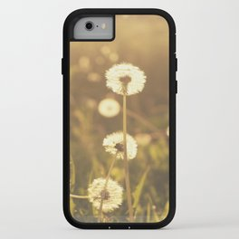 A Field of Wishes iPhone Case
