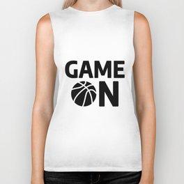 Basketball Basket Dunk Dunking Gift Team Jump Ball Backboard Basket Game On dunk Field Goal Foul Biker Tank