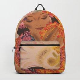 Vintage Hawaii Backpack