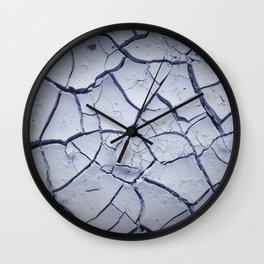 land pattern Wall Clock