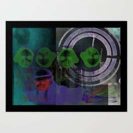 Return of the Repressed Chapter 1 Art Print