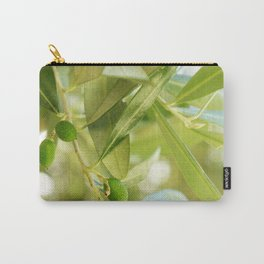 Olive Grove Carry-All Pouch