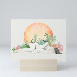 Born In The Sun (Scorpio) Mini Art Print