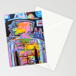 Jimmy Five Hats Stationery Cards