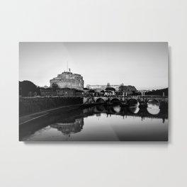 Postcard from Rome Metal Print